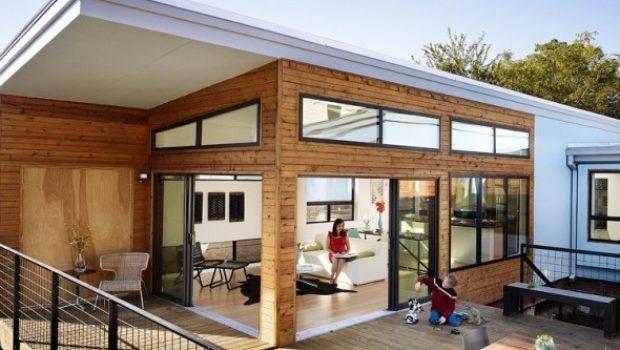 Contemporary Modular Homes East Coast Modern Home