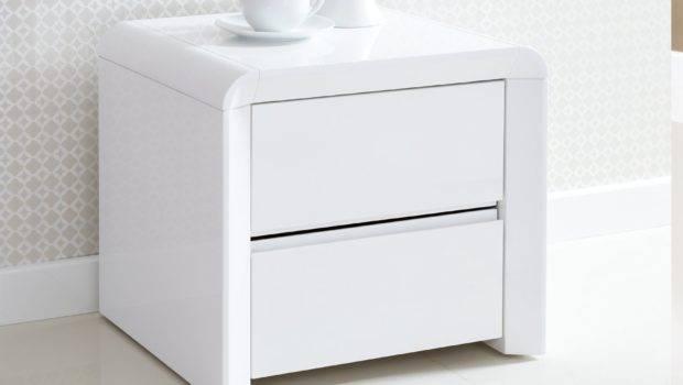 Contemporary Narrow Bedside Table Photography Ideas Interior Design