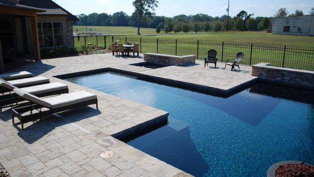 Contemporary Pools Lafayette Pool Builder Photos
