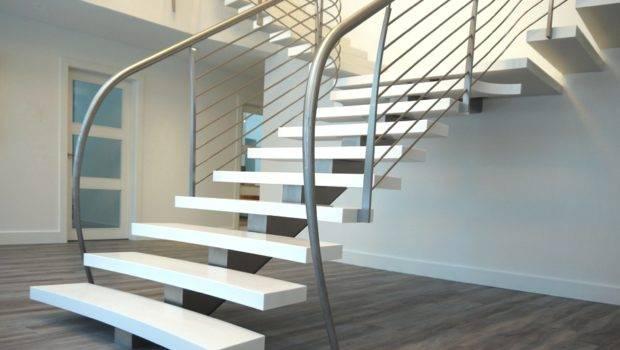 Contemporary Staircase Design Ideas
