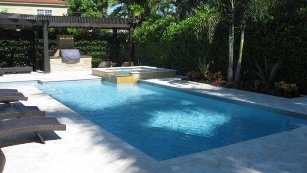 Contemporary Swimming Pool Pedestal Spa Builders Inc
