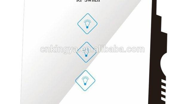 Control Smart Wall Light Switch Via Smartphone Buy Touch
