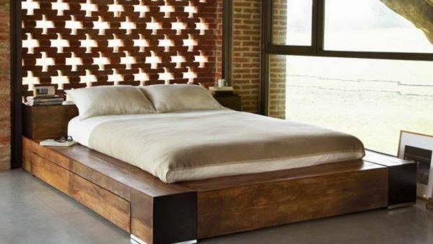 Cool Bed Frames Queen Ideas