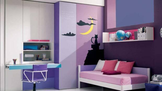 Cool Bedroom Teenage Girls