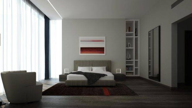 Cool Bedrooms Clean Simple Design Inspiration