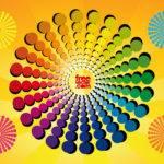 Cool Color Wheel Designs Design