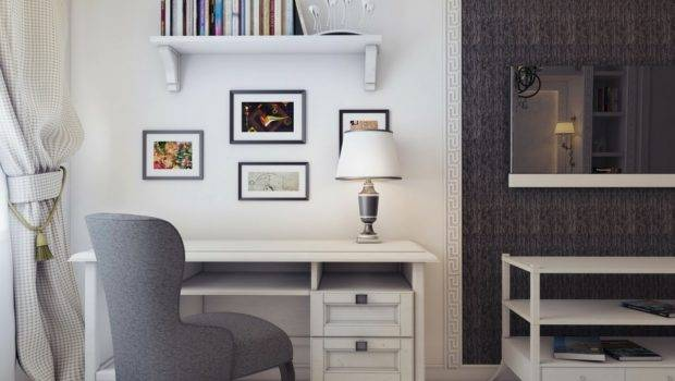 Cool Home Offices Inspire Furniture Design Ideas