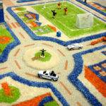 Cool Kids Play Rugs Danish Design Kidsomania