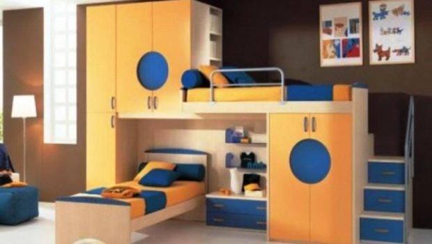 Cool Kids Room Design Bunk Bed Ideas Beds