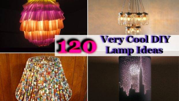 Cool Lamps Home Gift Someone Here Our List Best Diy Lamp