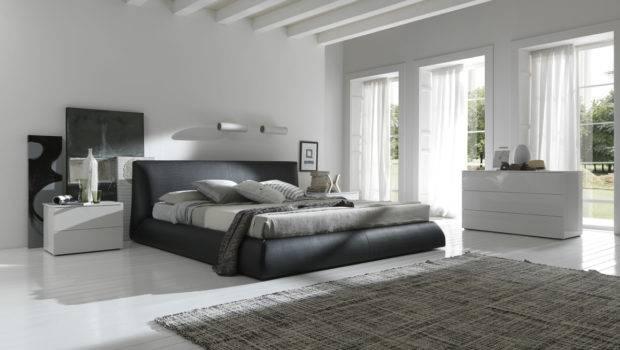 Cool Minimalist Bedroom Interior Nice Lighting