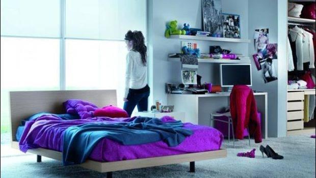 Cool Modern Teen Girl Bedrooms Room Design Ideas