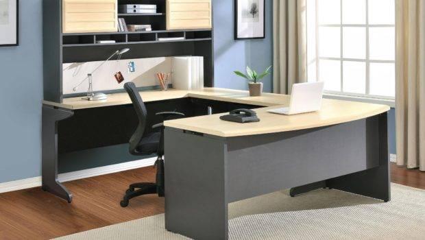 Cool Office Desks White Corner Home Chair