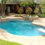 Cool Outdoor Swimming Pool Designs Curve