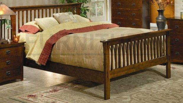 Cool Queen Wood Bed Frame Frames