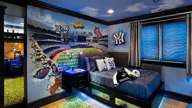 Cool Room Ideas Teenage Guys Boys