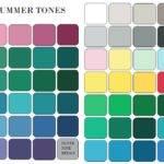 Cool Summer Palette Pinterest Colors Color