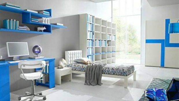 Cool Teenage Boy Bedrooms Ideas Bedroom Multidao