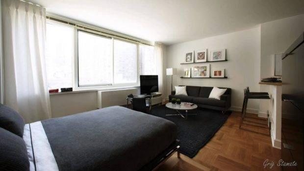 Cool Tiny Studio Apartments Youtube