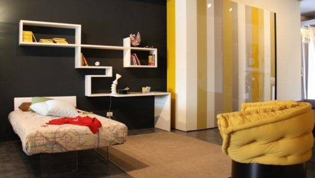 Cool Wall Shelf Unit Teen Bedroom Latest Wardrobe