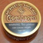 Copenhagen Long Cut Natural Mlb Dipper
