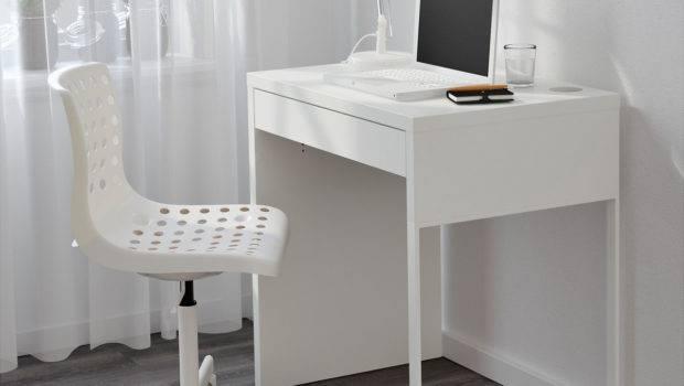 Corner Computer Desk Small Spaces Saomc