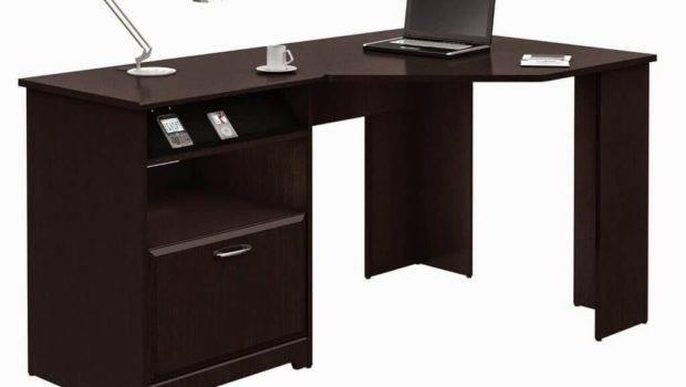 Corner Desk Storage Small Spaces Saomc