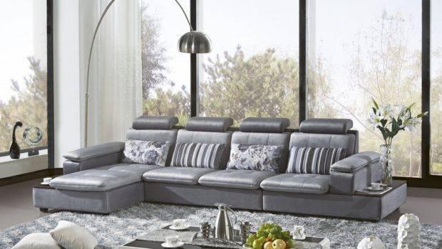 Corner Sofa French Window House