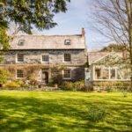 Cornwall Luxury Self Catering Farmhouse Heated Pool