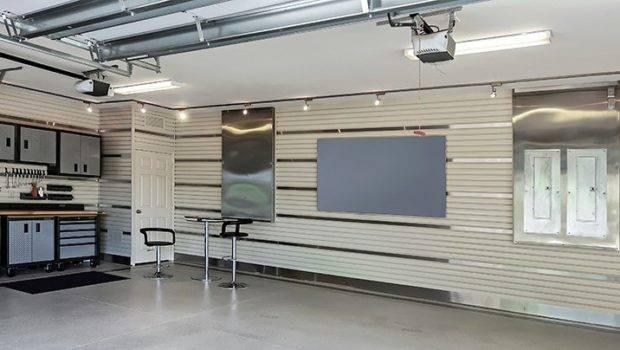 Cost High End Garage Renovation Refresh Renovations