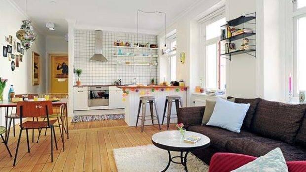Cosy One Bedroom Apartment Open Floor Plan
