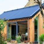 Cottage Timber Clad Extensions Pittenweem Fife Architects