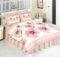 Cotton Bed Linen Bedding Set Trendy Mods