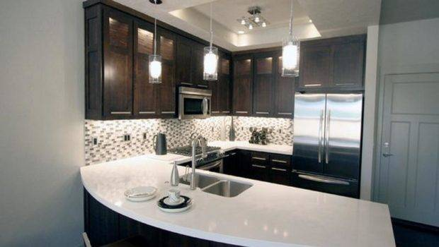 Countertops Modern Kitchen White Quartz Ideas