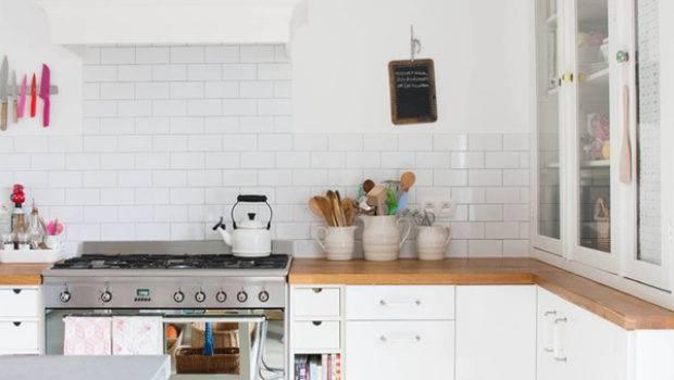 Country Scandinavian Kitchen Designs