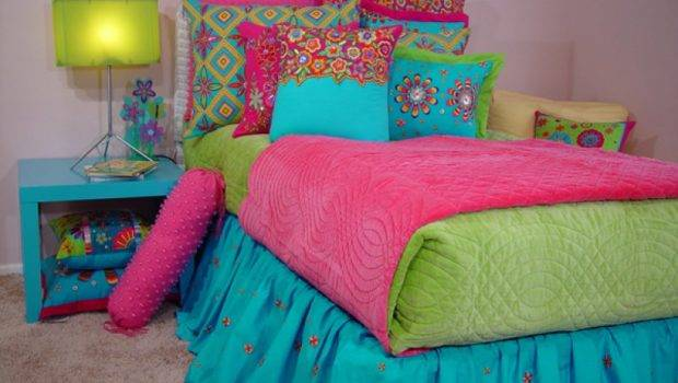 Cozumel Teen Girls Bedding Sweet Peaches