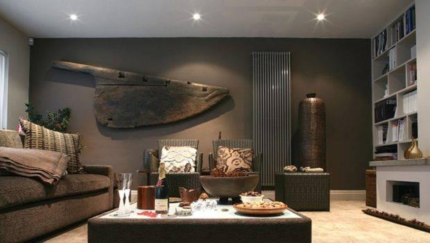 Cozy Kitchen Interior Color Scheme But Men Living Wall Decor