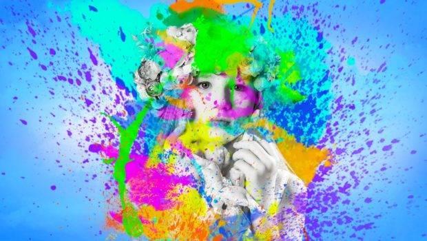 Create Beautiful Color Splash Effect Photoshop Youtube