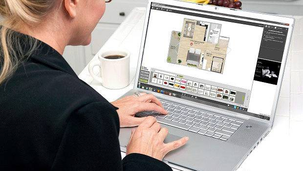 Create Professional Interior Design Drawings