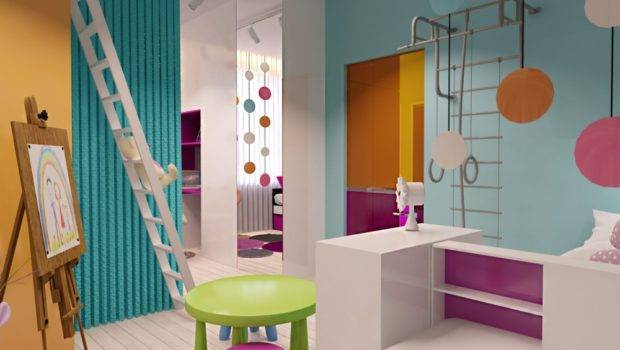 Creative Apartment Designs Perfect Young Families