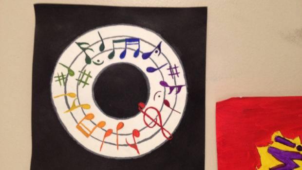 Creative Color Wheel Art Ideas Pinterest