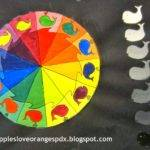 Creative Color Wheel Designs Design Wedge