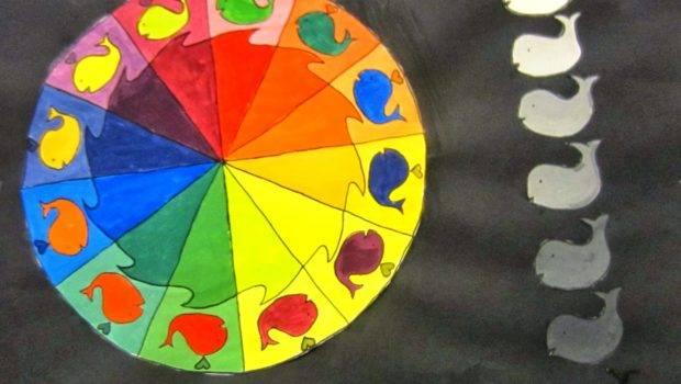 Creative Color Wheel Designs Design Wedge