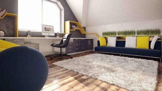 Creative Cool Teen Boy Bedroom Ideas