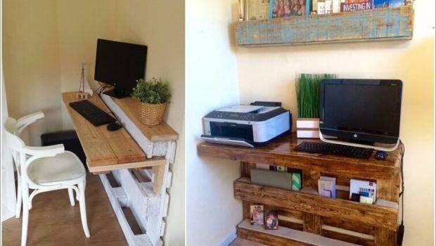 Creative Diy Computer Desk Ideas Your Home