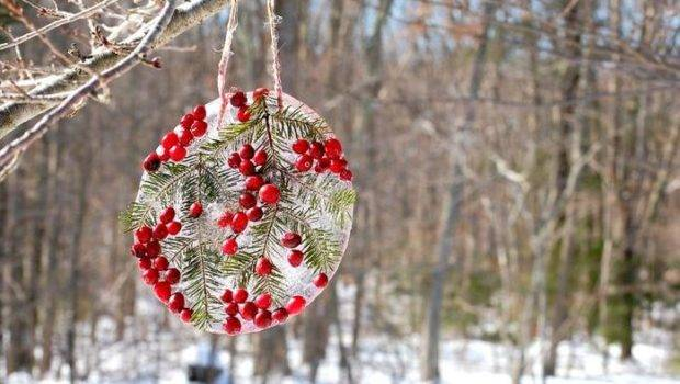 Creative Ice Christmas Decorations Outdoors