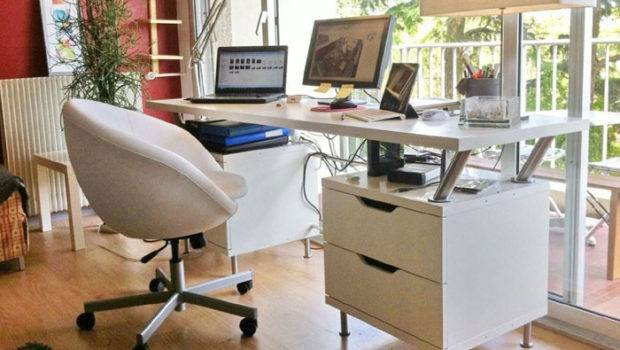 Creative Ikea Desk Hackers