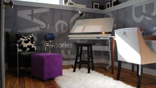 Creative Inspirational Home Offices Hgtv