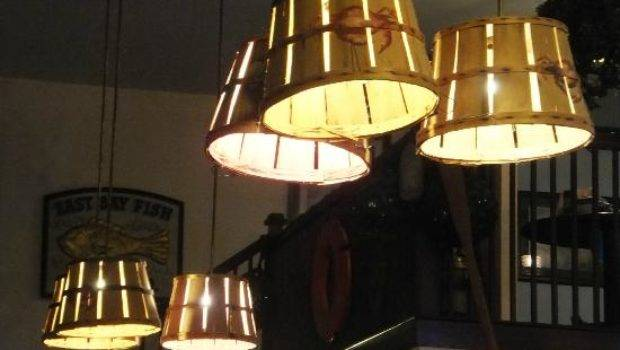Creative Lamp Shades West Ashley Crab Shack