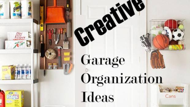 Creative Organization Ideas